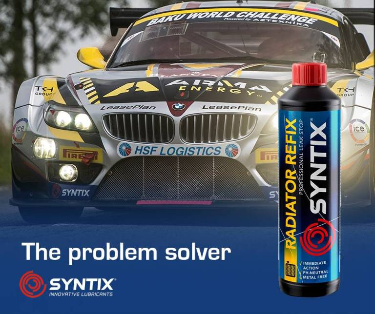 Radiator Problems Fixer - Radiator Refix by Syntix - Syntix Innovative Lubricant