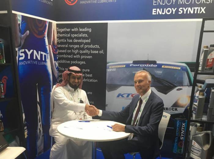 Syntix and Top Choice Oil agreement - Oil company in Gulf Cooperation Company
