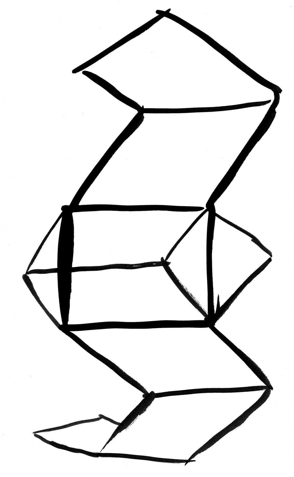 Les Carnets de Syntone, explose, dessin : Rosalie Peeters