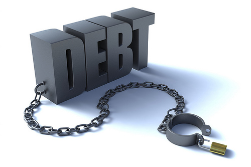 A short series on debt – Part 1. Our debt system thrives on shame and fear
