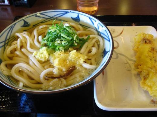 丸亀製麺と、たも屋 ~KOCHI 麺祭り~