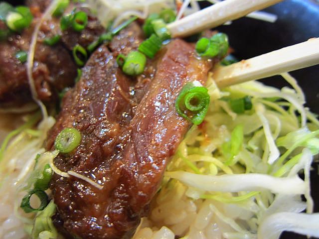 3日目!海辺のレストラン麺どころさつま 黒豚なんこつ