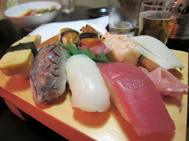 晶栄寿司 にぎり!