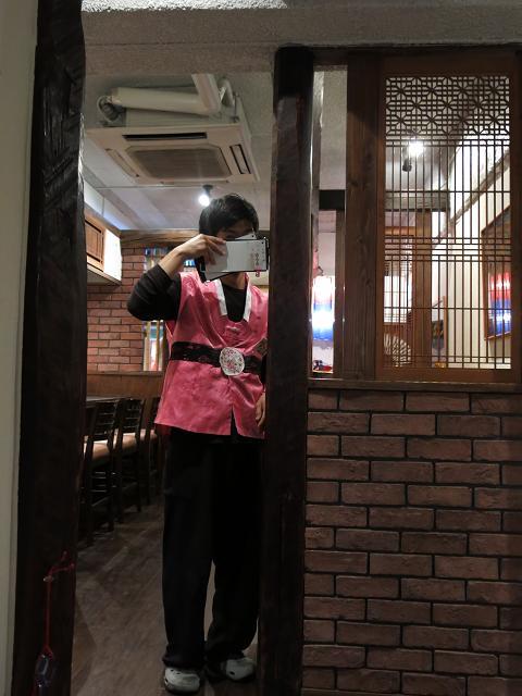 ラスト→居酒屋景福宮→シェルタ5