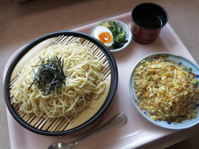 美味しんぼ山岡・ざる麺4