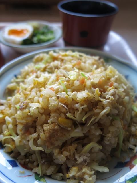 美味しんぼ山岡・ざる麺7