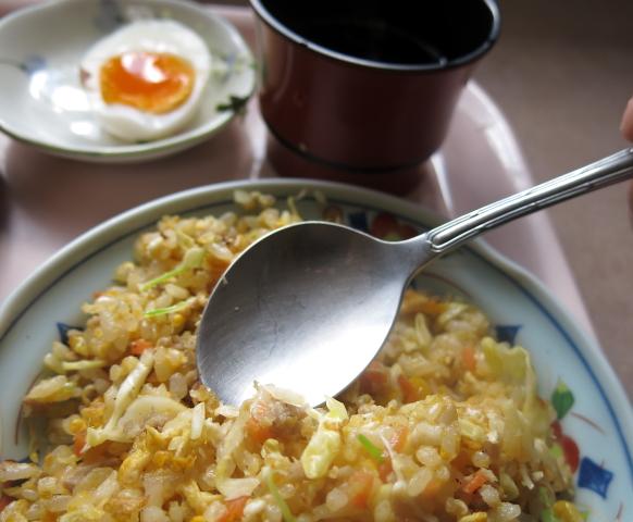 美味しんぼ山岡・ざる麺11