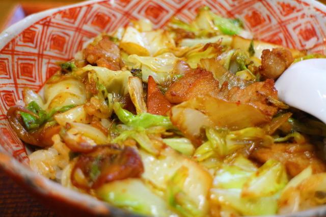 四川丼が美味しいらしい高知市万々「らーめん亭」に突撃!