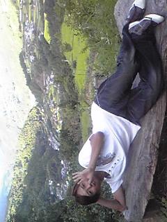 拝啓、山の中で遊んでいます。