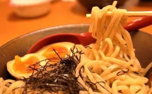 麺屋國丸 南国店 辛味噌つけ麺大盛り