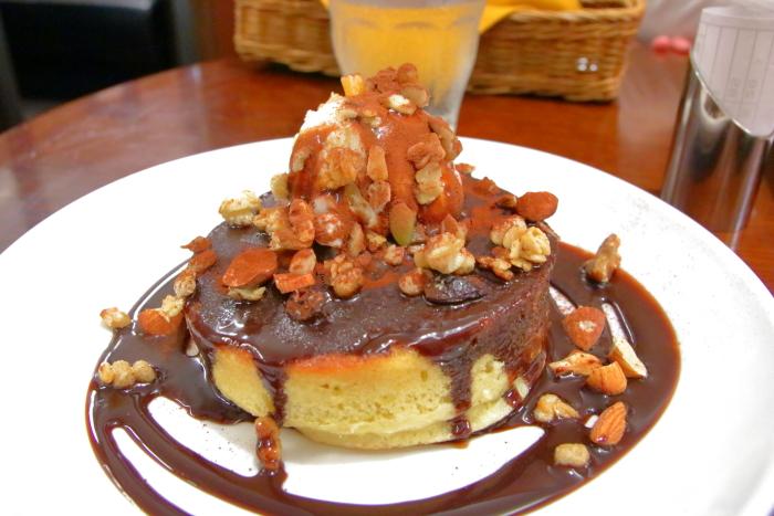 フライングフライング松山大街道店 ホットケーキ