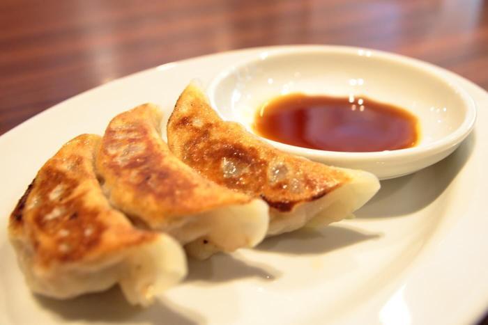 麺や倉橋の餃子