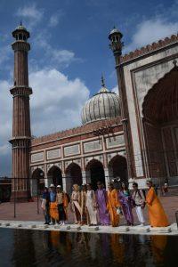 Balade dans le old delhi