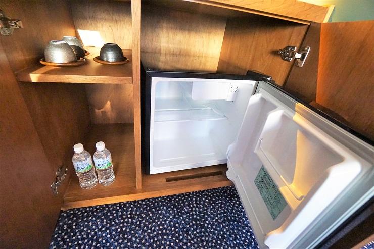 クラブメッドトマム冷蔵庫