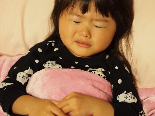 赤ちゃん【新生児や乳児】など子供の無呼吸症候群の原因や治療法