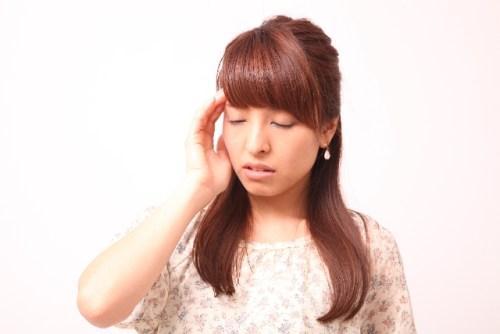 頭痛における右後頭部の鈍痛は大丈夫?