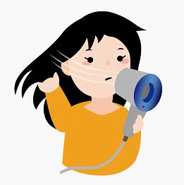 円形脱毛症の女性の原因は更年期?生え際が多い?治療法は?