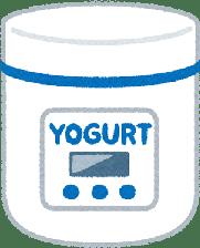 influenza-yogurt