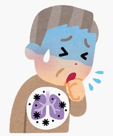気管支肺炎の症状・原因・感染経路は?治療法と完治期間は?