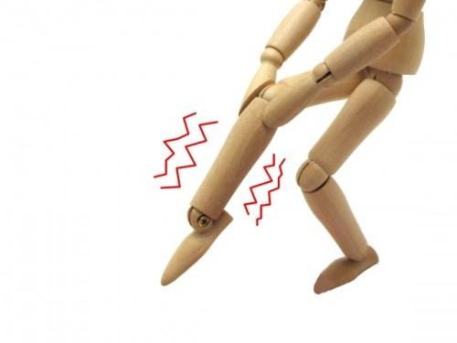 膝の捻挫を早く治す方法や応急処置・リハビリ法!サポーターは有効?