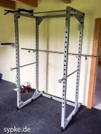 Power Rack Body-Solid Powerline PPR200X - Aufgebaut und ready for use :)