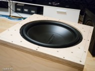 DIY 38cm Subwoofer - 011