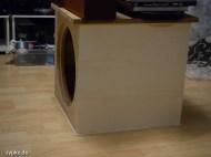 DIY 38cm Subwoofer - 022