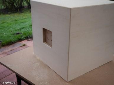 DIY 38cm Subwoofer - 026