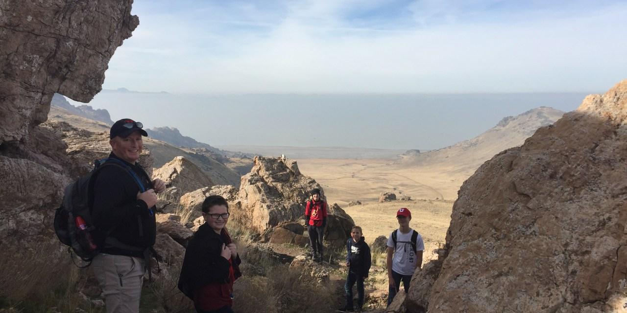 Hike: The Frary Peak Trail