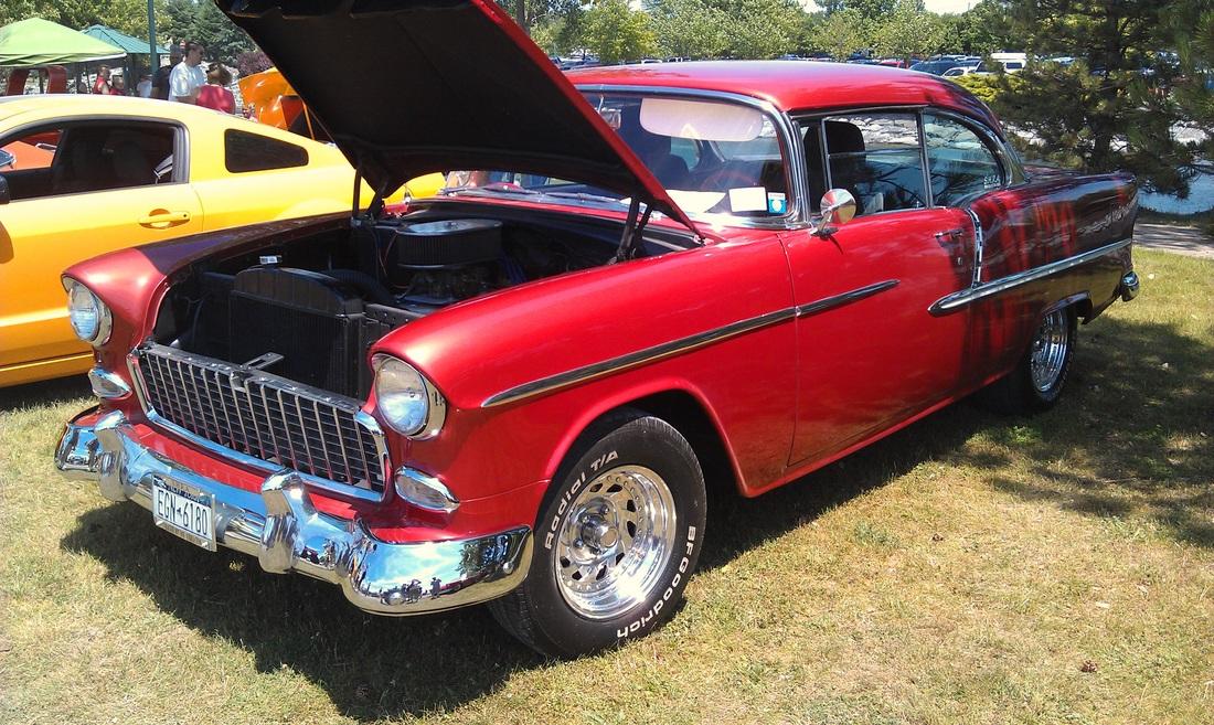 1953 Chevy 3100 327