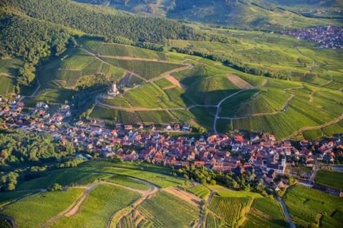 Alsace Wines, Alsace Rocks