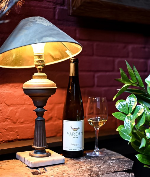 Golan Heights Winery Yarden