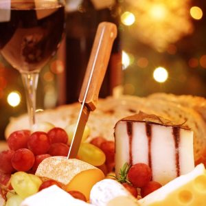 La Crema Holiday Cheese & Wine Pairing