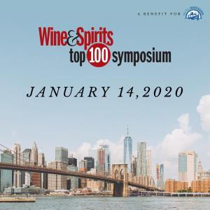 Wine & Spirits Top 100 Symposium