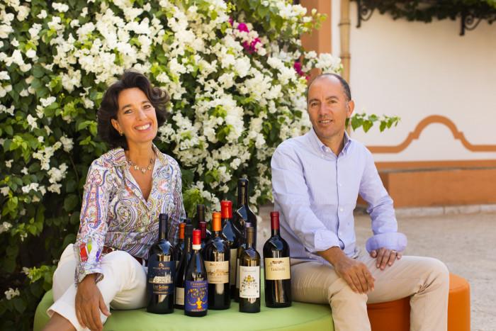 Donnafugata Rallo Family - Jose and Antonio Rallo