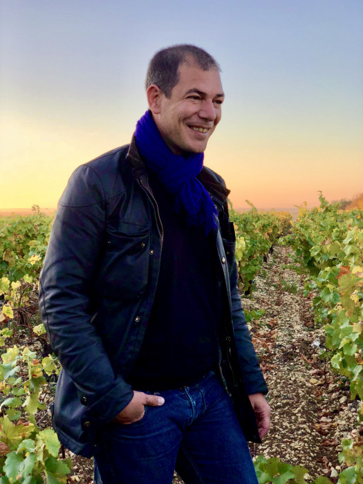 Prehy at Domaine Les Temps Perdus with Arnaud Moraes