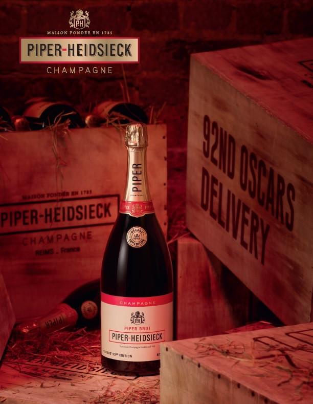 Piper-Heidsieck Oscars Champagne