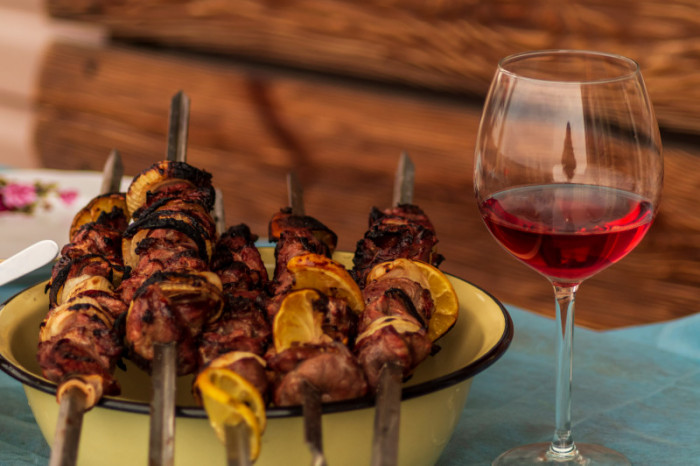 WIne Pairing With Indian Grilled Dishes