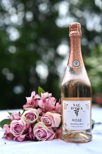 Best Sparkling Rosé Val D'Oca Sparkling Wine