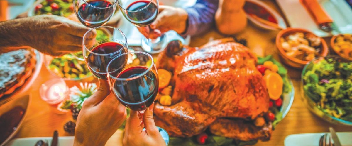 Thanksgiving Wine & Food Pairings – Six Great Wines For The Season