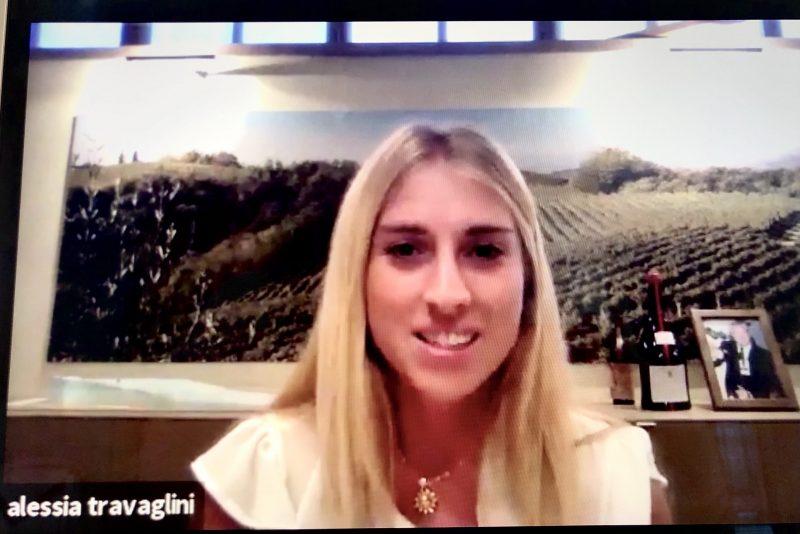 Next Generation Of Women In Wine - Alessia Travaglini