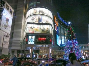 Terminal 21 Shopping Center, Bangkok, Thailand