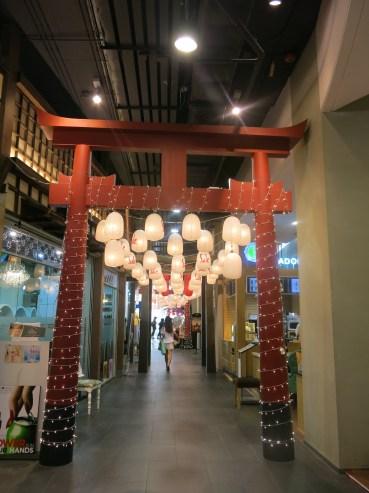 In Japan? No, in Terminal 21, Bangkok :-D