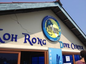 Koh Rong – Dive Center