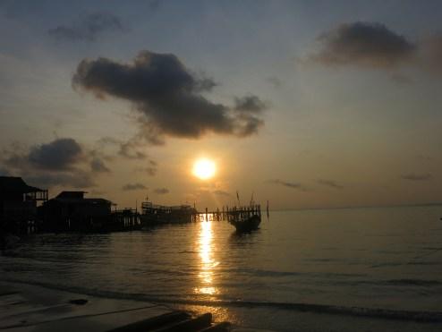 Sunrise at Koh Rong