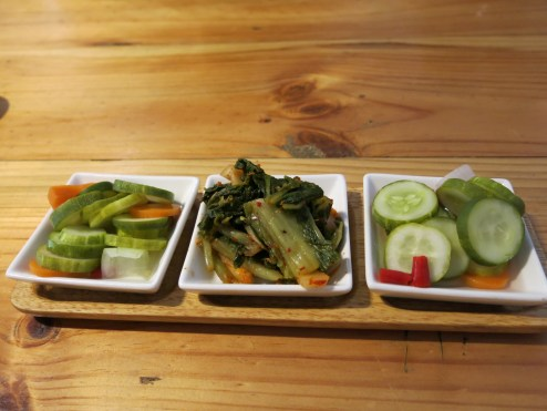 Vegetable Pickles - Side Dish