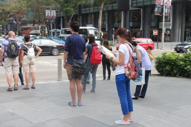 Reading map, looking for some directions - Orchard Road