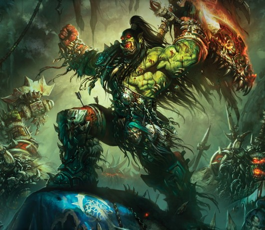 Honoring a Hero: Grommash Hellscream (1/3)