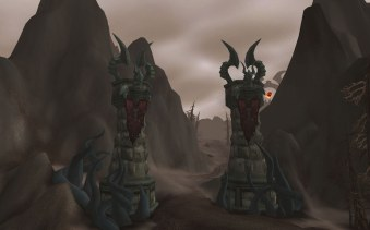 South part of Hyjal