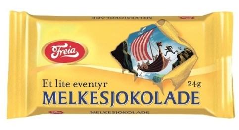 Freia Melkesjokolade Et lite eventyr